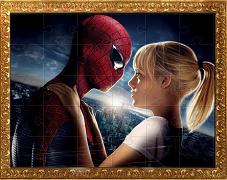 9 puzzle-uri cu Spiderman