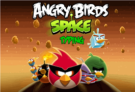 Angry Birds Space de tastat