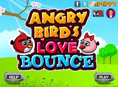 Angry Birds de dragoste
