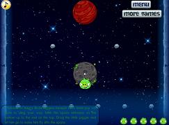 Angry Birds evadarea porcusorilor