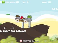 Angry Birds razbunarea masinilor