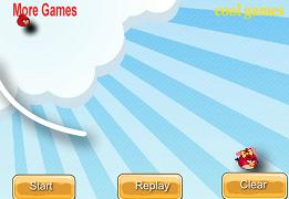 Angry Birds salveaza printesa