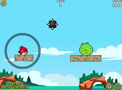 Angry Birds si misiunea de salvare