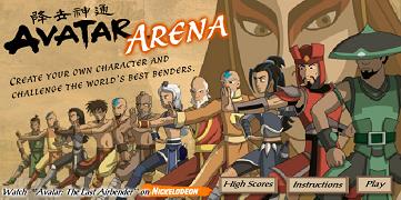 Arena avatarilor