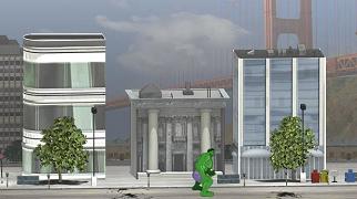 Atacul lui Hulk