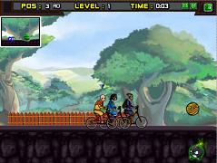 Avatar cu BMX