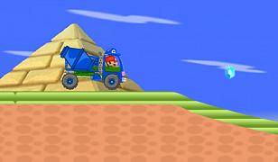 Aventura lui Mario cu camionul