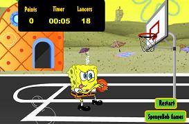 Baschet cu Spongebob
