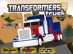 Camionul Transformers