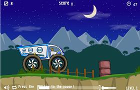 Camionul spatial
