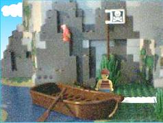 Cautarea de comori lego