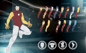 Costumul lui Iron Man