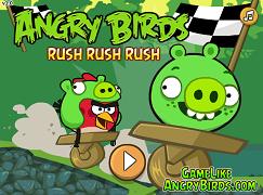 Curse cu Angry Birds