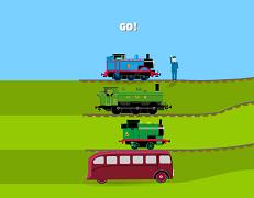 Curse cu trenuri