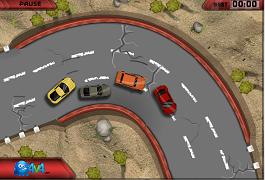 Curse pe autostrada