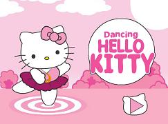 Danseaza cu Hello Kitty