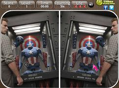 Diferente cu The Avengers