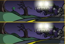 Diferente cu zombi 2