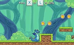 Dinozaurul Saltaret