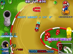 Drift-uri cu Mario