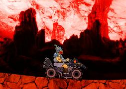 Dwarf pe ATV