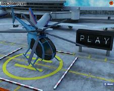 Elicoptere de parcat