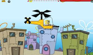 Elicopterul lui Spongebob