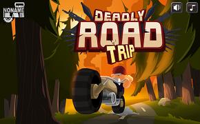 Excursia mortala cu motociclete