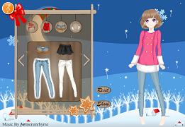 Fata iubeste iarna