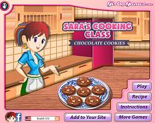 Gateste prajituri cu ciocolata cu Sara