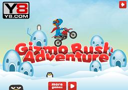Gizmo aventura pe motocicleta