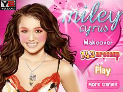 Hannah Montana - alege machiajul potrivit