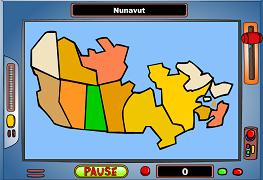 Harta Canadei