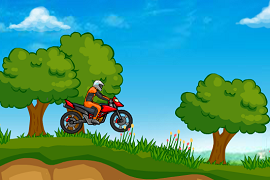 Hill Blazer curse moto
