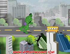 Hulk Evadeaza