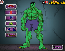 Imbraca-l pe Hulk