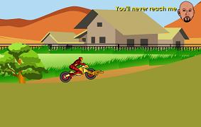 Iron Man Vs Mandarinul pe motociclete
