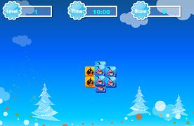 Mahjong cu Angry Birds