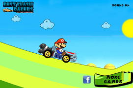 Mario Hit The Road