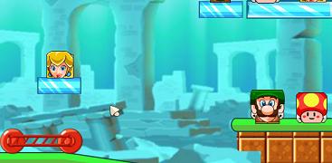 Mario in lumea apelor