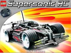 Masina de curse supersonica