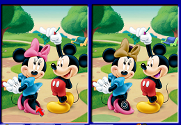 Mickey Mouse 6 Diferente