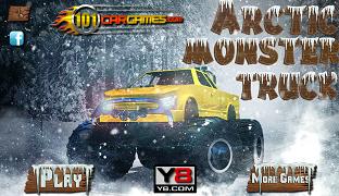 Monster Truck arctic