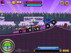 Monster Truck infruntarea campionilor