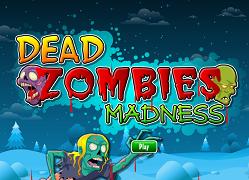 Nebunia zombie