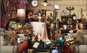 Obiectele ascunse ale artistului