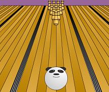 Panda bowling