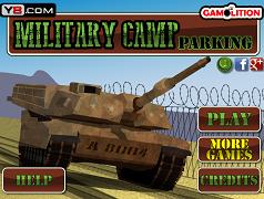 Parcheaza tancurile militare