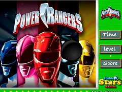 Power Rangers Stelele Ascunse