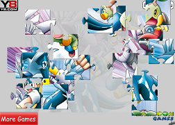 Puzzle Pokemon 2